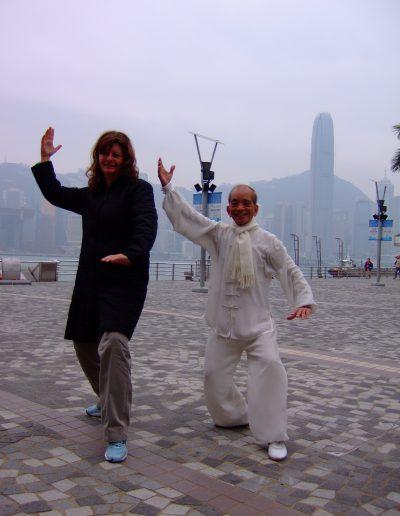 Hongkong, Tai Chi, 2011