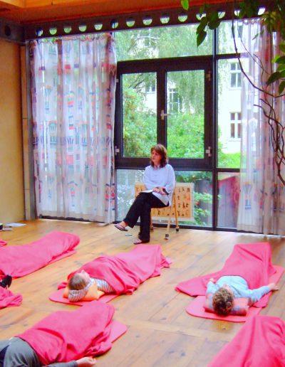 Berlin, Meditation, 2011