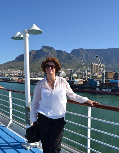 Kapstadt, MS Columbus 2013